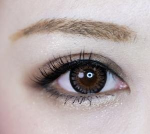 黒目を大きく見せるインラインの綺麗で安全な引き方