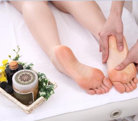 脚痩せマッサージの基本
