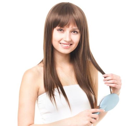 悩ましいくせ毛、うねり、ダメージを自然なストレートヘアに大変身