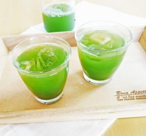 活きた酵素+植物性乳酸菌が入った青汁が破格の500円モニター募集中!